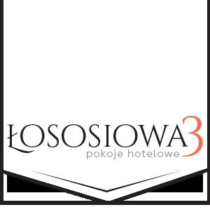 Łososiowa 3. Pokoje apartamentowe nad morzem